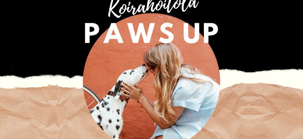 Koirien päiväkoti Paws Up